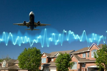 the effects of aircraft noise on health